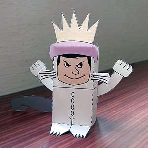 Year-Long Papercraft Projects