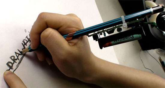 Interactive Musical Pencils