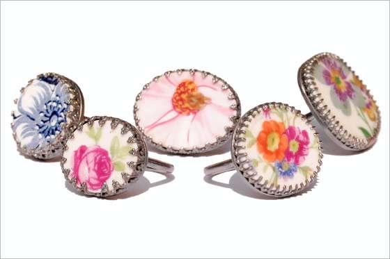 Precious Porcelain Jewelry
