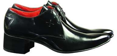 High Heel Shoes for Men: The Latest in Male Shoe Fashion?