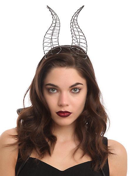 Villainous Horn Headbands