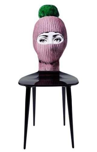 Humanlike Chair Backs