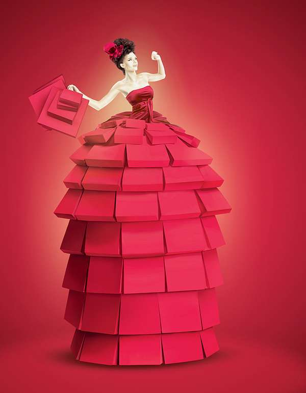 Cubist Couture Ads