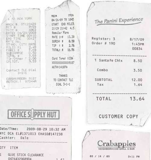 Restaurant Tax Cheats