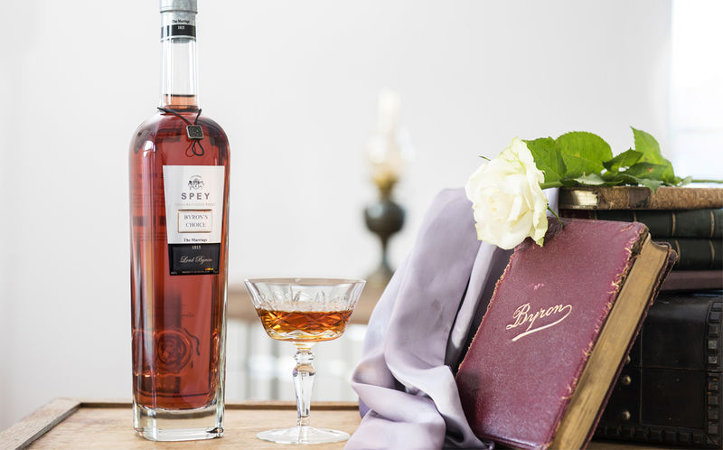 Romantic Poet-Honoring Whiskys