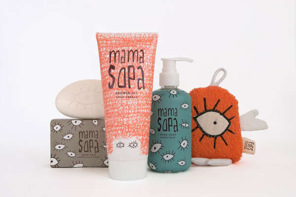 Mama Sopa Packaging