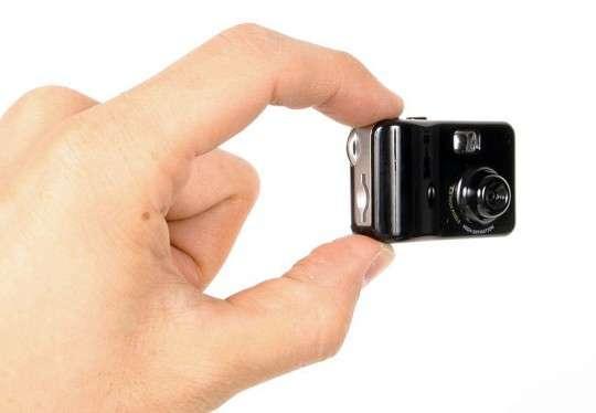 Minuscule Micro Cameras