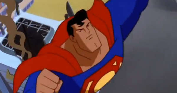 Animated Superhero Trailer Recuts