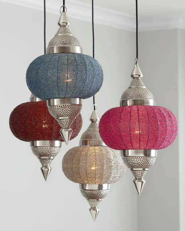Indian-Inspired Lighting
