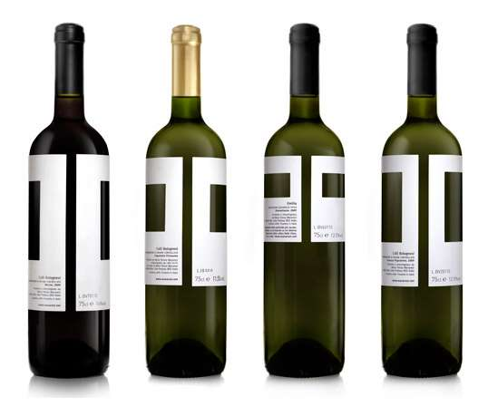 Heritage-Inspired Wine Labels