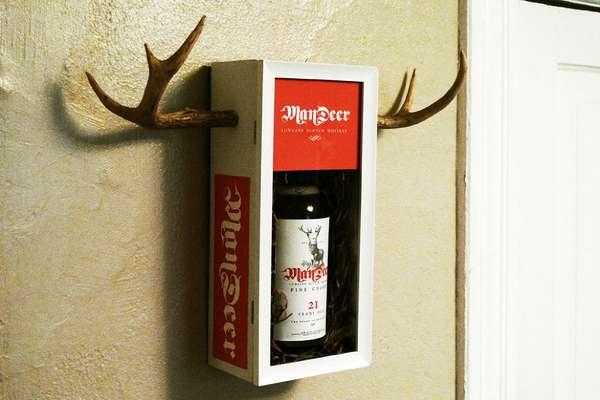 Wildlife Whiskey Packaging