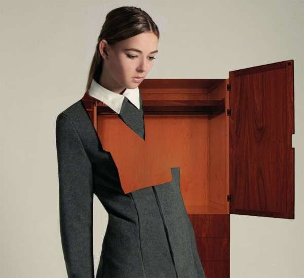 Furniture-Inspired Fashion