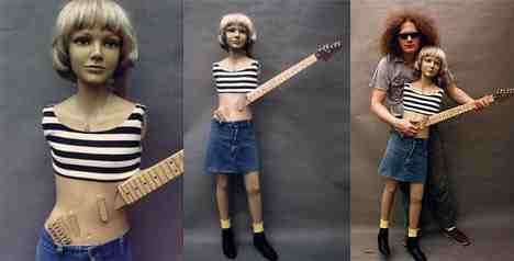 Freaky Doll Instruments