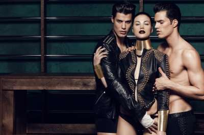 Sensationally Studded Ads