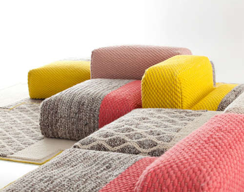 Cozy Patchwork Seating