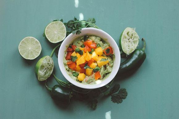 Mango Guacamole Recipes