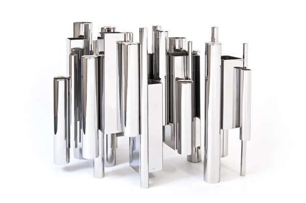 Architectural Candle Holder Accessories