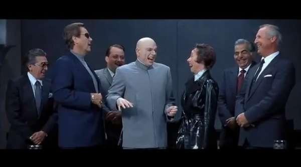 Pics For > Dr Evil Laugh Gif Dr Evil Laugh