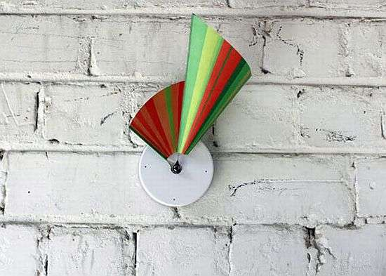 Manifold Wall Clock