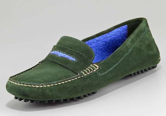 Electrically Cozy Loafers