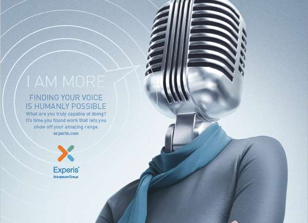Manpower Experis Ads