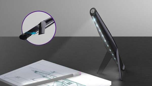 Mantis Clip-On Lamp