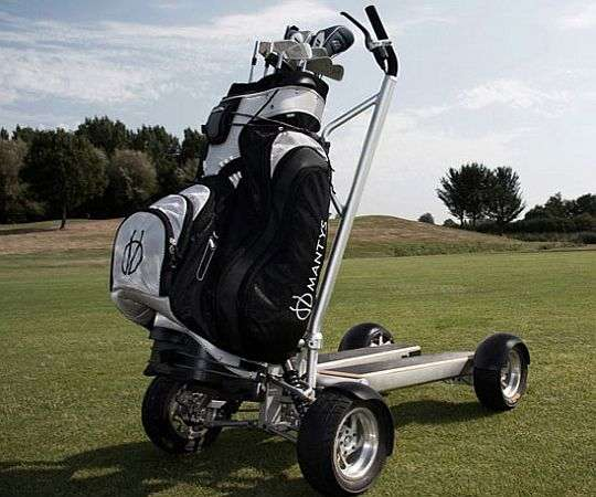 Golf Segways