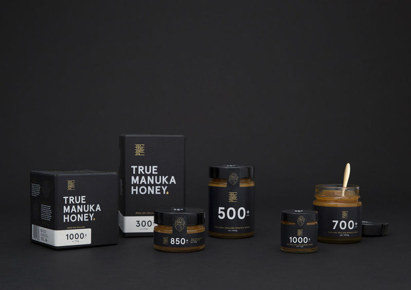 Somber Honey Branding