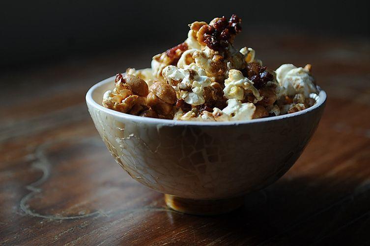 Boozy Popcorn Recipes