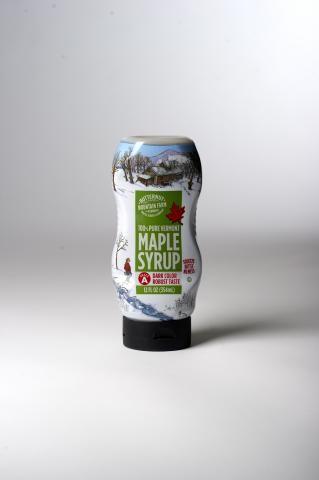 Squeezable Sweetener Bottles
