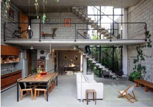 Garage-Style Residences