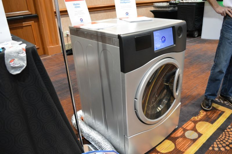 marathon laundry machine