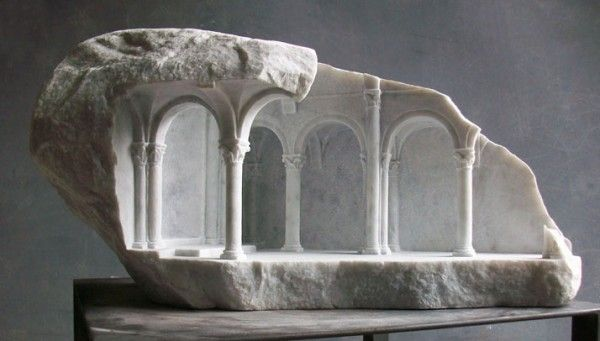 Marble Architecture Dioramas