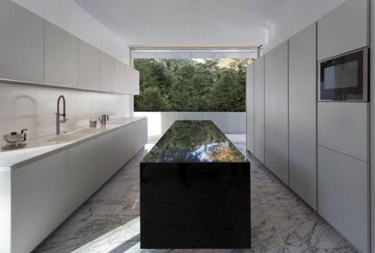 Minimalist Marble Homes