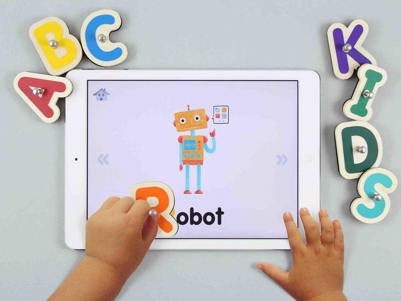 Smart Alphabet Toys