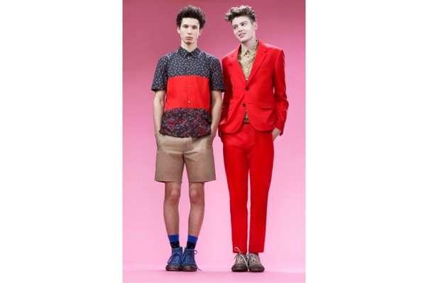 Blended Hipster Menswear