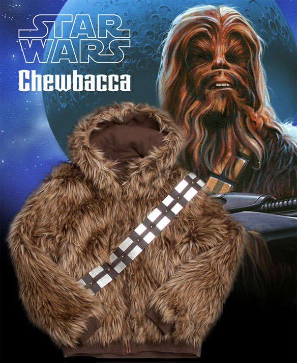 Marc Ecko Chewbacca Coat