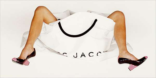 marc jacobs advertising