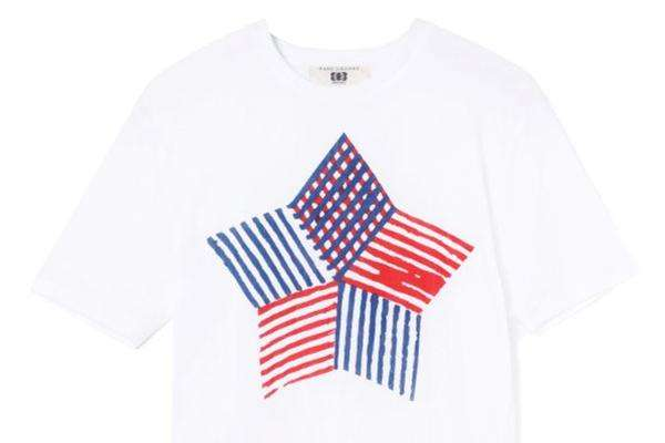 Quasi-Patriotic Apparel