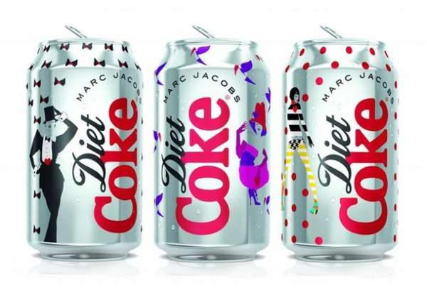 marc jacobs diet coke
