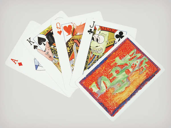 Couture Designer Playing Cards
