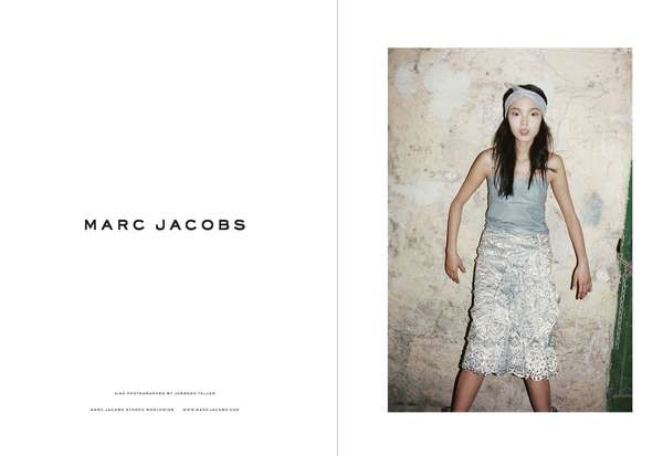 marc jacobs spring summer 2012