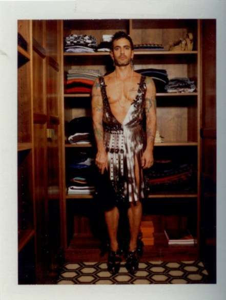 Marc Jacobs Wearing Prada