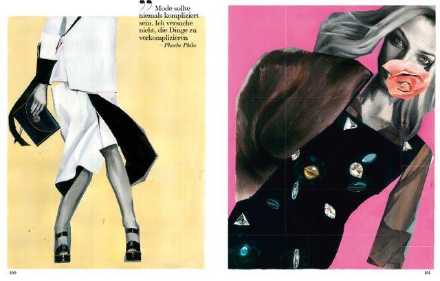 Imaginative Fashion Illustrations