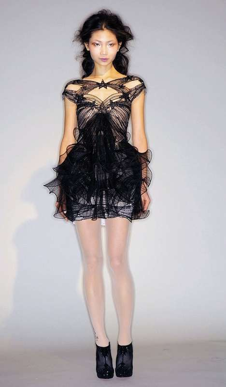 Marchesa Fall 2010 Collection