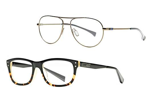Sporty Vintage Spectacles