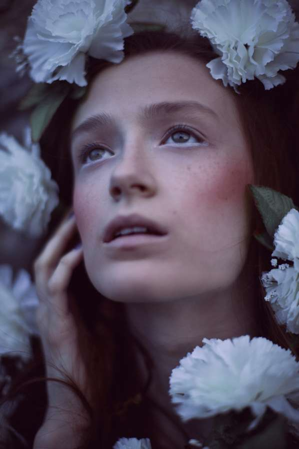 Vulnerable Bohemian Shoots