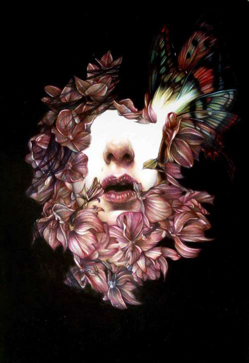 Freaky Faceless Illustrations (UPDATE)