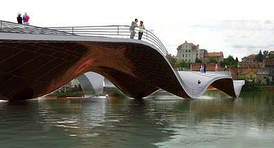 Maribor Footbridge
