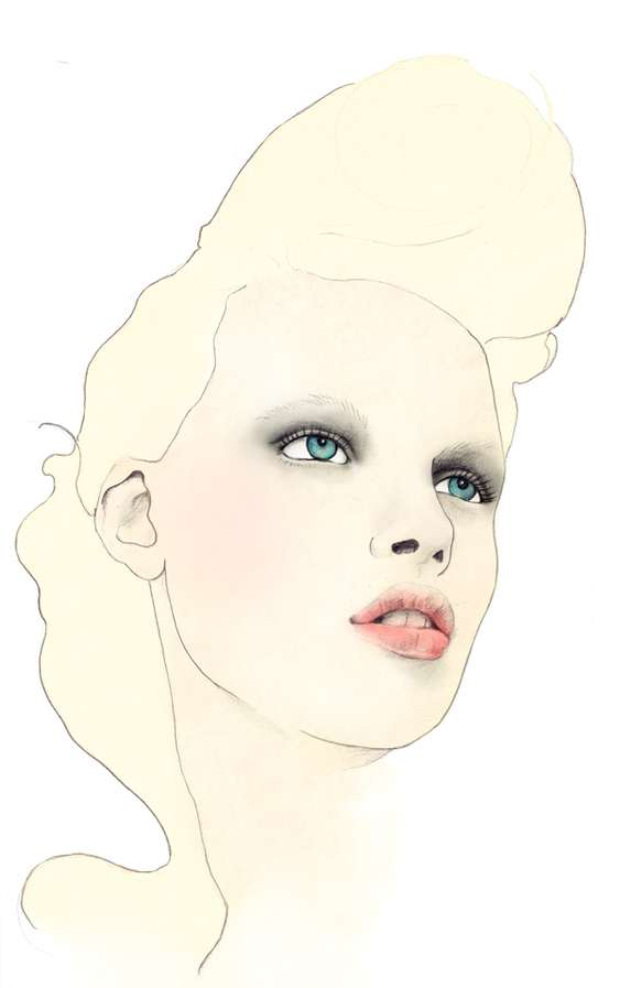 Fresh-Faced Illustrations